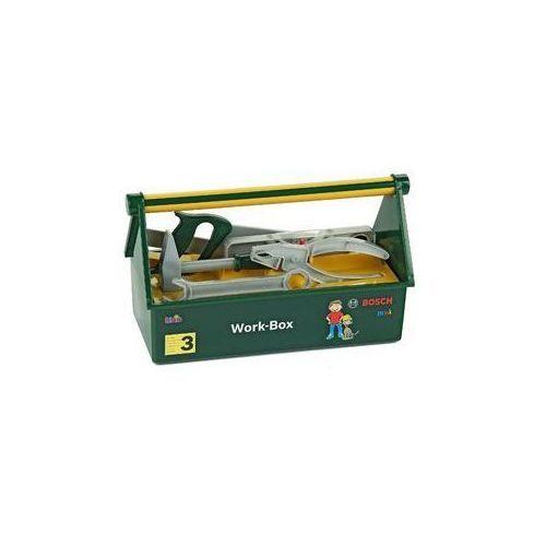 Towar z kategorii: skrzynki i walizki narzędziowe - Klein - Skrzynka z narzedziami Bosch