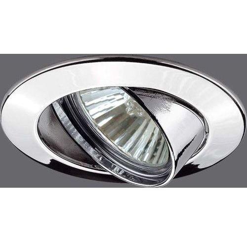 Zink-ALU-Oprawy wbudowywane, wychylne, chrom, max 50W z kategorii oświetlenie
