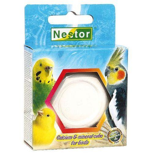 NESTOR 1szt/op kostka wapienna dla ptaków, Nestor
