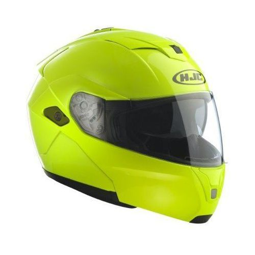 Kask HJC SY-MAX-III SOLID FLUO z kategorii kaski motocyklowe