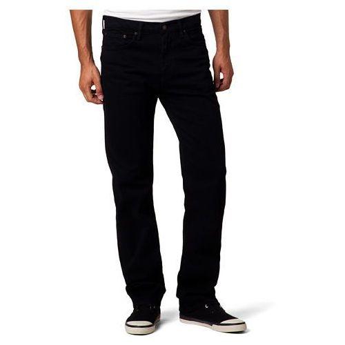 Levi's® 751 Standard Fit Comfort Black - produkt z kategorii- spodnie męskie