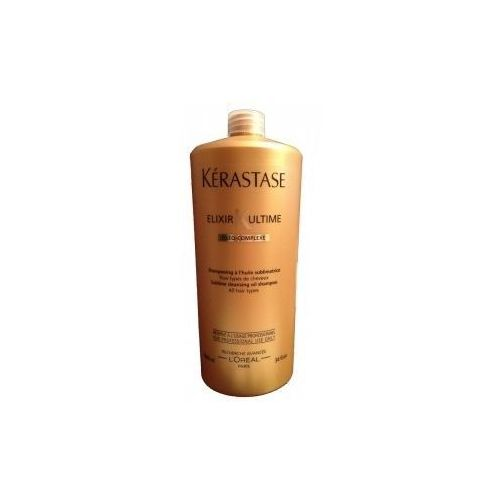 Produkt z kategorii- odżywki do włosów - Kerastase Elixir Ultime- Kąpiel do każdego rodzaju włosów 1000ml