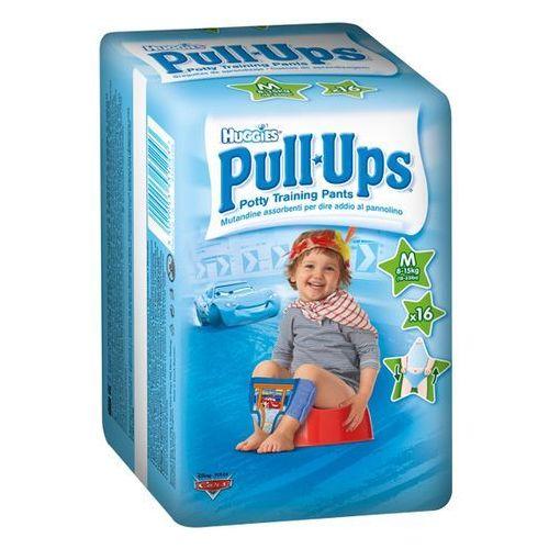 HUGGIES PULL-UPS BOY M (8-15kg) majteczki 16szt, kup u jednego z partnerów
