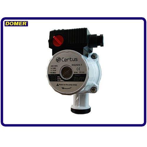 Towar z kategorii: pompy cyrkulacyjne - Pompa obiegowa Certus RS 25/6