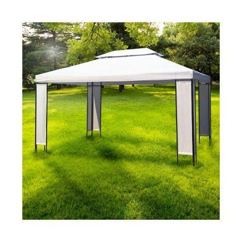 Ogrodowa altana, namiot ogrodowy, z podwójnym dachem. - produkt z kategorii- namioty ogrodowe