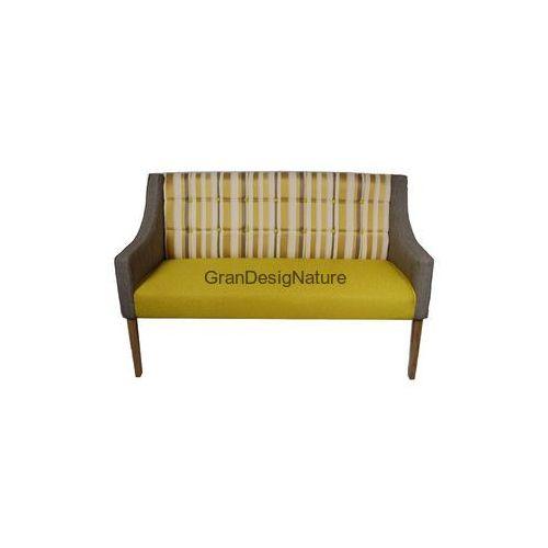 Sofa Kanapa designerska Bluckberry Unusual Scandinavia Yellow
