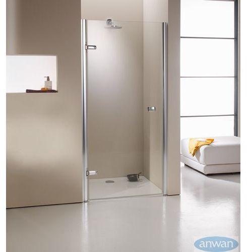 HUPPE ENJOY ELEGANCE Drzwi skrzydłowe do wnęki 3T1801 (drzwi prysznicowe)