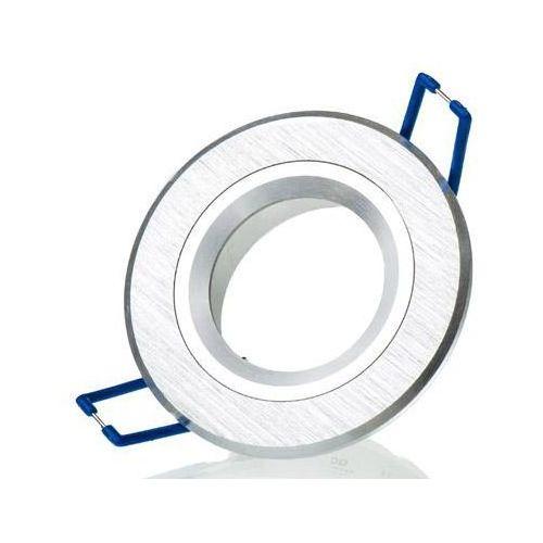 Kobi Oprawa oprawka led halogenowa stała okrągła kolor aluminium OH21 2965 z kategorii oświetlenie