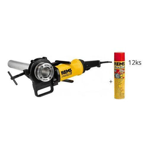 REMS Gwintownica elektryczna AMIGO 2 set 540020+12 spray, kup u jednego z partnerów