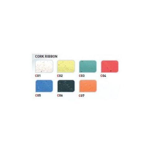 Owijka na kierownicę Selev korkowa C05 niebieska - oferta [05e32c75473152b2]