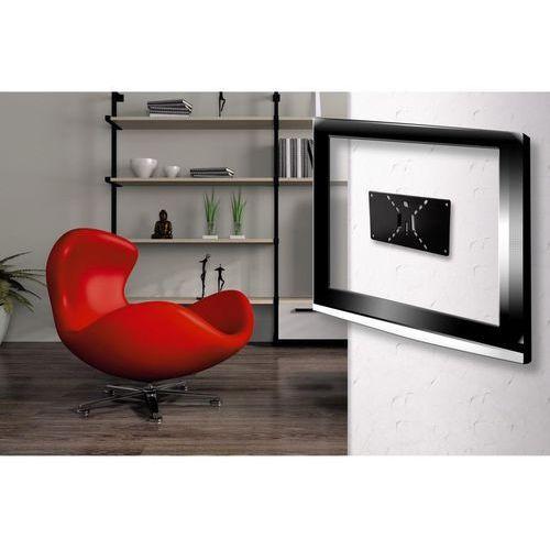 Towar Uchwyt  slim do monitora LCD, Vesa 200x100 czarny z kategorii uchwyty i ramiona do tv