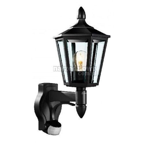 STEINEL Lampa z czujnikiem ruchu i zmierzchu L 15 B czarna TRANSPORT GRATIS ! sprawdź szczegóły w narzedziowy.com.pl