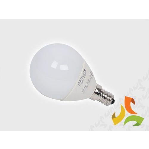 Świetlówka energooszczędna PHILIPS 8W (40W) E14 ECO LUSTRE ze sklepu MEZOKO.COM