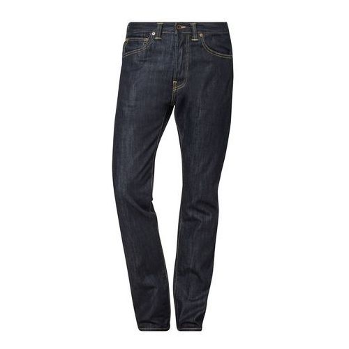 Edwin ED80 Jeansy Slim fit dark blue denim rinsed - produkt z kategorii- spodnie męskie