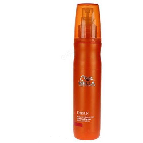Wella Enrich balsam nawilżający w spray'u Moisturing Leave in Balm 150ml - produkt z kategorii- odżywki do włosów