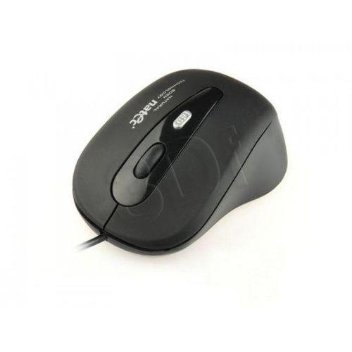 Natec MYSZ NATEC SWIFT OPTYCZNA BLACK PRZEWODOWA z kat. myszy, trackballe i wskaźniki