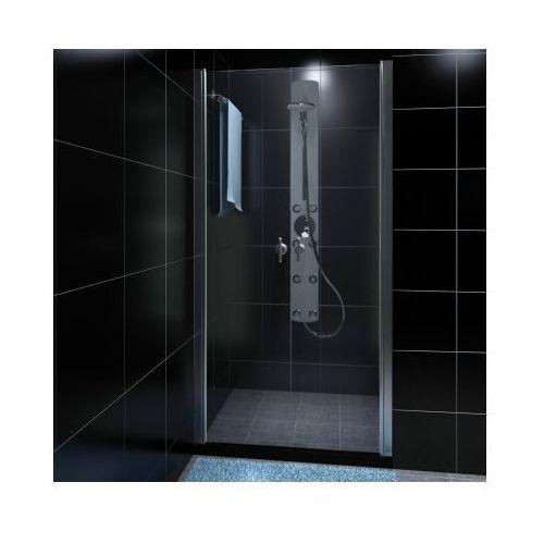 Drzwi pod prysznic, szklane (90 cm) (drzwi prysznicowe)