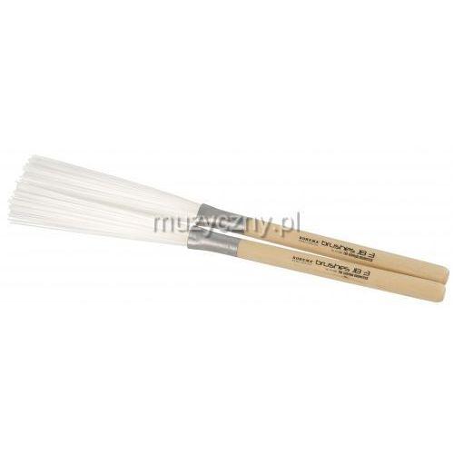 Rohema Percussion Jazz Brush JB3 (nylon) pałki perkusyjne - sprawdź w wybranym sklepie