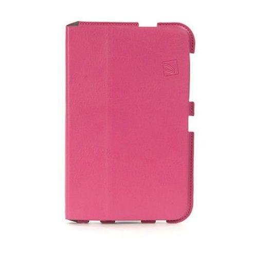 """Etui do tabletu Tucano do Samsung Galaxy Tab 2 7"""" różowe (TTAB-PS27-F) Darmowy odbiór w 19 miastach!, kup u jednego z partnerów"""