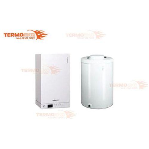 Towar Kocioł gazowy kondensacyjny jednofunkcyjny VIESSMAN VITODENS 100-W 19 kW + zbiornik Vitocell 100 L z kategorii kotły gazowe