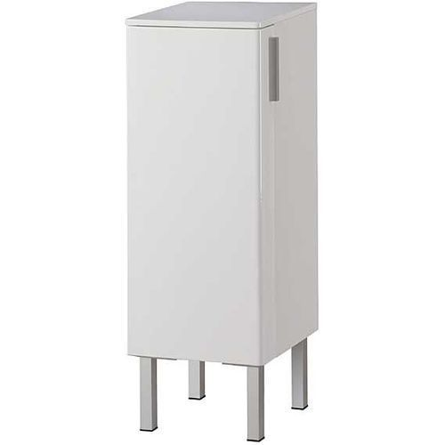 Produkt z kategorii- regały łazienkowe - KOŁO szafka wisząca boczna niska Rekord - półsłupek 88165/8836