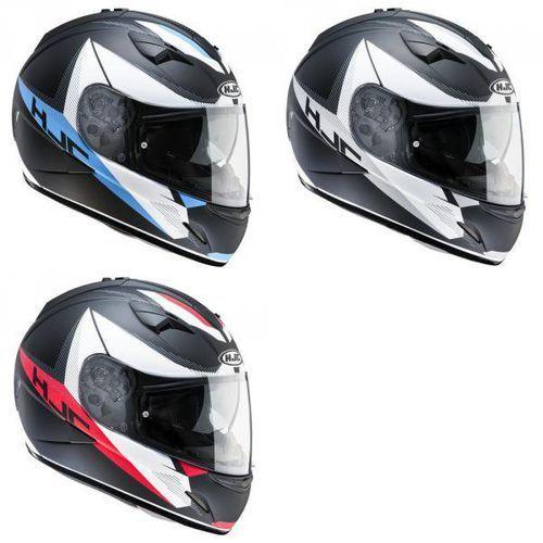Kask HJC TR-1 REV-BLUE, REV-GREY, REV-RED z kategorii kaski motocyklowe