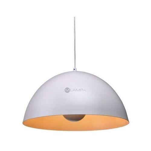 ZWIS metalowy LAMPA wisząca OPRAWA do kuchni KRISTIANSAND Markslojd 105010 biały - sprawdź w MLAMP.pl - Rozświetlamy Wnętrza