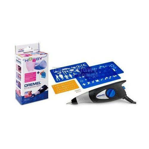 DREMEL Engraver - narzędzia do grawerowania (290-3/4 Hobby), kup u jednego z partnerów