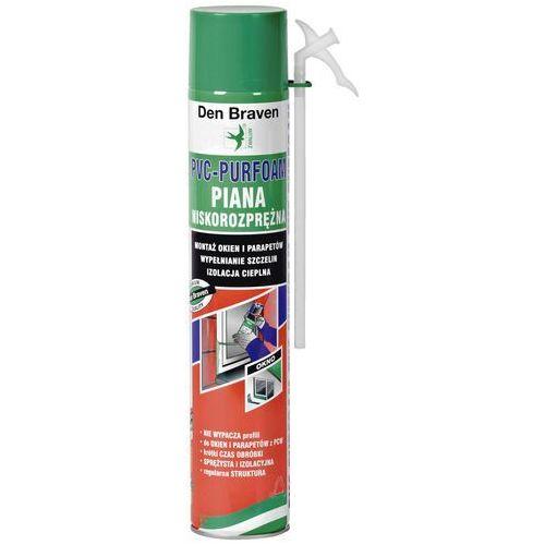 Piana montażowa PVC-PURFOAM DEN BRAVEN (izolacja i ocieplenie)