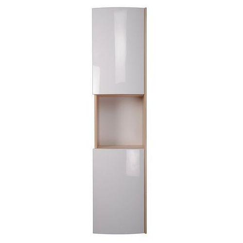 RAVAK słupek boczny SB 410 Rosa brzoza+biały X000000166 - produkt z kategorii- regały łazienkowe
