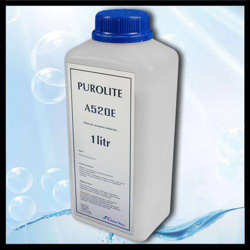 Złoże do usuwania azotanów A520E ()