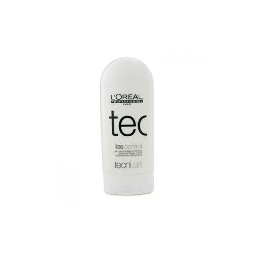 Produkt z kategorii- pozostałe kosmetyki do włosów - Loreal Liss control Żel-krem 150 ml