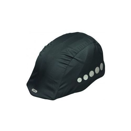 Produkt z kategorii- ozdoby i akcesoria do kasków - Pokrowiec na kask Abus przeciwdeszczowy czarny