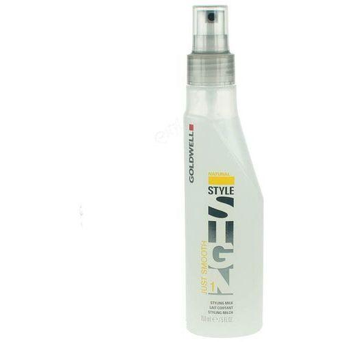 Goldwell Natural nawilżające mleczko wygładzające Just Smooth 150ml - produkt z kategorii- odżywki do włosów
