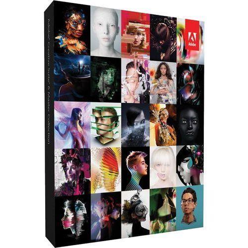 creative suite 6 master collection pl win- dla instytucji edu od producenta Adobe