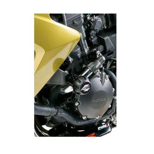 Puig y Honda CB1000R; 2008-2013 (czarne)   TRANSPORT KURIEREM GRATIS z kat. crash pady motocyklowe