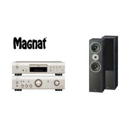 Artykuł DENON PMA-510 + DCD-510 + MAGNAT SUPREME 800 z kategorii zestawy hi-fi