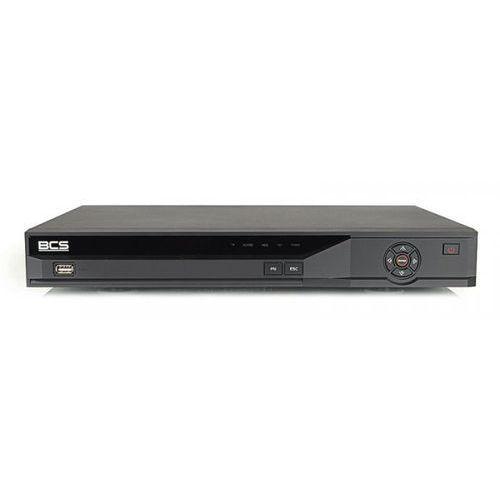 BCS-DVR0801QE-II HYBRID Rejestrator hybrydowy 8 kanałowy (6 analogowych i 2 IP) z HDMI