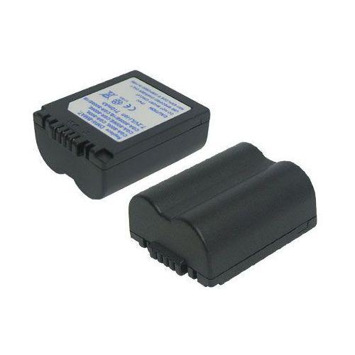 Bateria do aparatu cyfrowego PANASONIC CGR-S006E, marki Hi-Power do zakupu w ebaterie.pl