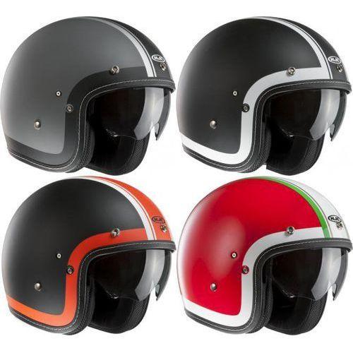 Kask HJC FG-70S HER-BLACK, HER-RED, HER-ORANGE, HER-ORANGE z kategorii kaski motocyklowe