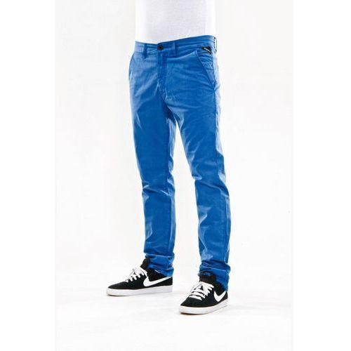 spodnie REELL - Grip Tapered Chino (COBALT BLU) rozmiar: 32/34 - produkt z kategorii- spodnie męskie
