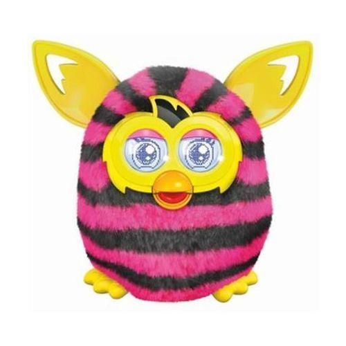 Hasbro Furby Sunny Boom Czarne Różowe Trójkąty - produkt dostępny w Satysfakcja