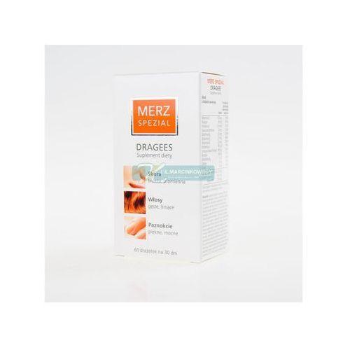 Merz Spezial 60 draż., postać leku: tabletki