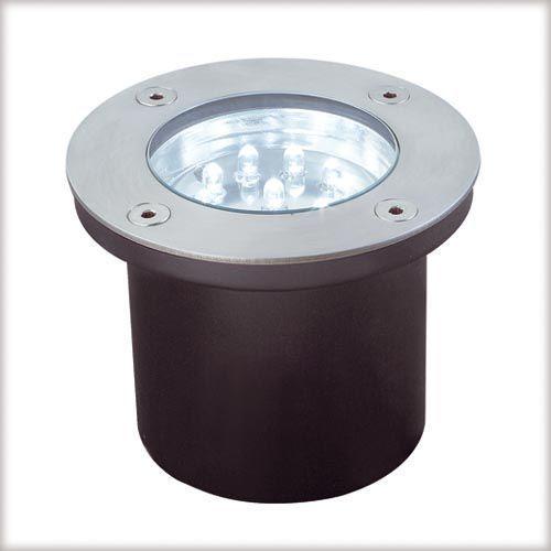 Profi EBL Floor LED 3x1,2W okrągłe stal. z kategorii oświetlenie