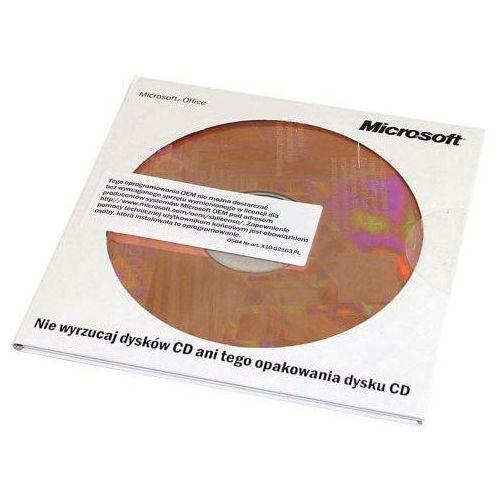 Microsoft Office 2003 Basic PL OEM (S55-00322) DARMOWA DOSTAWA z kategorii Programy biurowe i narzędziowe
