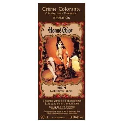 Cosmetics Natural Colour Cream - Henna w płynie Brun/Brąz 90ml - szczegóły w Pachnidełko