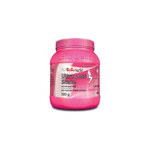 ultra loss shake 500g wyprodukowany przez Biotech usa