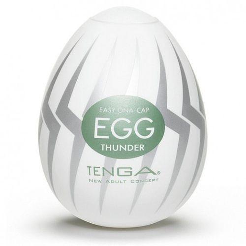 Tenga Egg Thunder - Jajka do masturbacji Grzmot (6 szt.) - oferta [05e94d7d176555f8]