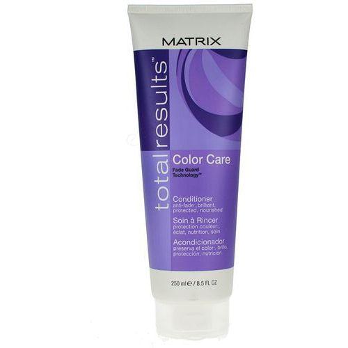 MATRIX TOTAL RESULTS COLOR CARE ODŻYWKA 250ml PRZYWRACA WŁOSOM KOLOR I BLASK - produkt z kategorii- odżywki do włosów