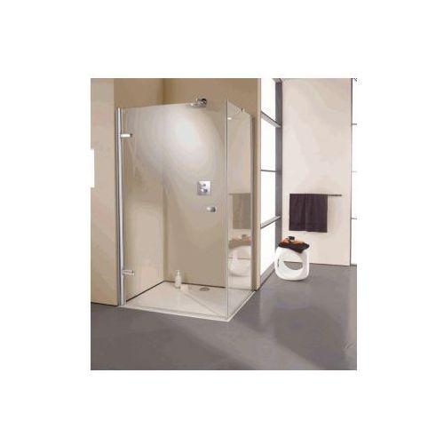HUPPE ENJOY ścianka boczna do drzwi skrzydłowych ze stałym segmentem 3T1601 (drzwi prysznicowe)